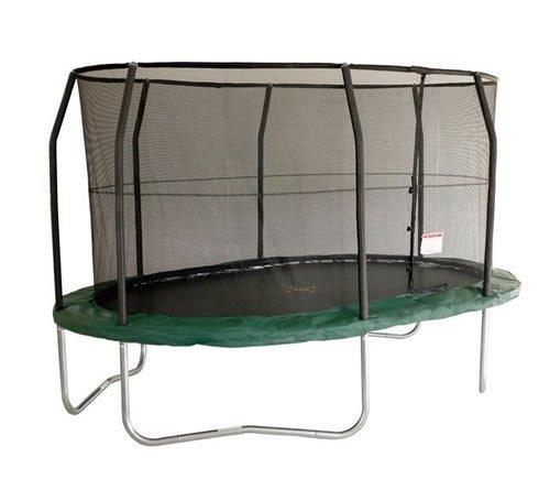 Trampoline Net For 17ft X 15ft Oval: OvalPOD 10 X 15 Trampoline