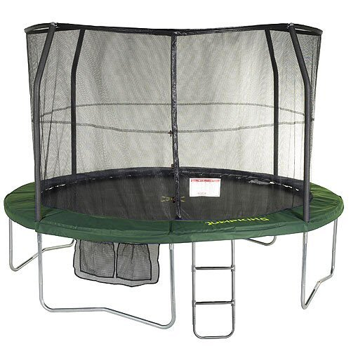 Padding For 10ft Jump Pod Deluxe Trampoline (years 2006