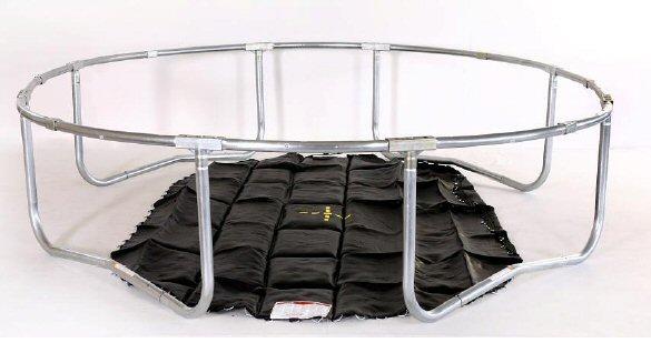 toile de saut pour trampoline jumppod deluxe 3m. Black Bedroom Furniture Sets. Home Design Ideas